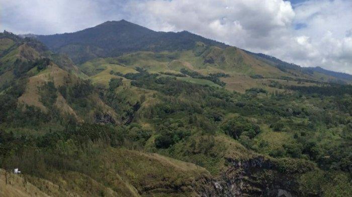 Budug Asu, Lokasi Camping Bareng Keluarga Berlatar Pemandangan Gunung Arjuno