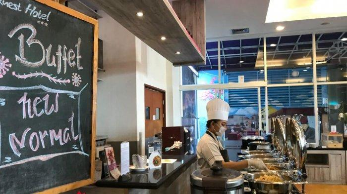 Quest Hotel Darmo Surabaya Miliki Konsep Baru Area Restaurant, Menu Digital Melalui Smartphone