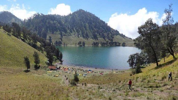 Pendakian Gunung Semeru Dibuka Kembali 1 April 2021, Kuota Dibatasi Setiap Hari