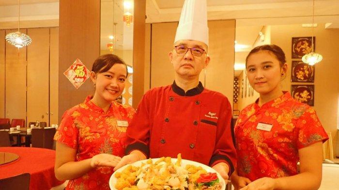 Duo Tiao Qiang, Menu Spesial Hotel Mercure Grand Mirama Meriahkan Imlek di Tahun Tikus Logam