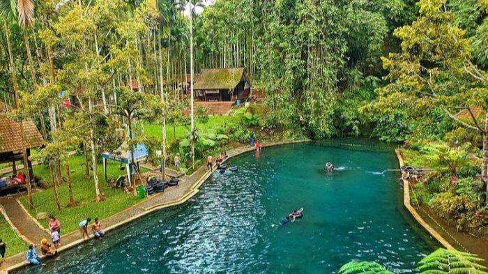 Masuk 50 Besar ADWI di Jawa Timur, Desa Wisata Terbaik di Jawa Timur Dikunjungi Menteri Sandiaga Uno