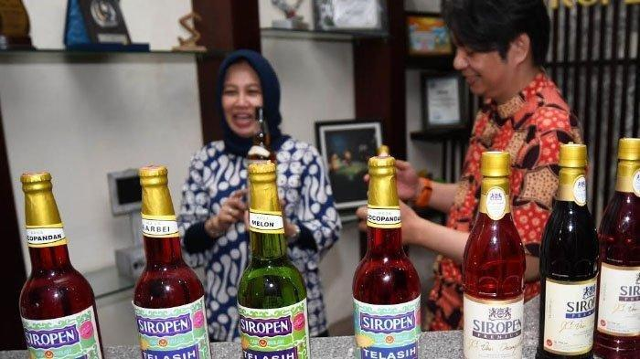 Wisata Heritage Sirup Siropen, Warisan Belanda di Surabaya