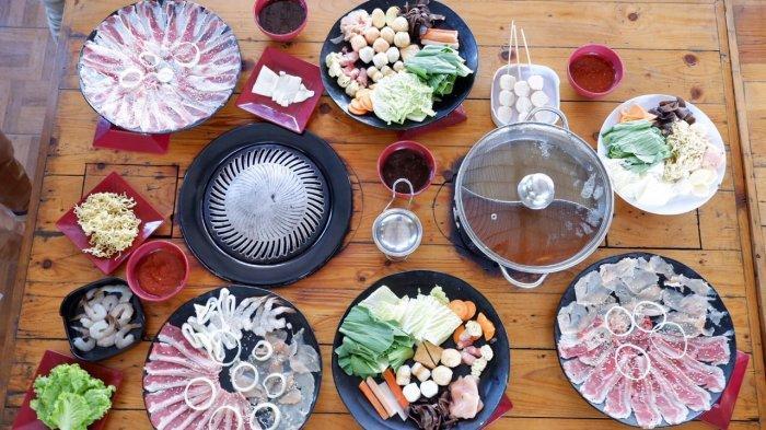 Home Service New Normal, Layanan Baru Menikmati Sukiyaki ala Warung Apung Rahmawati Sidoarjo