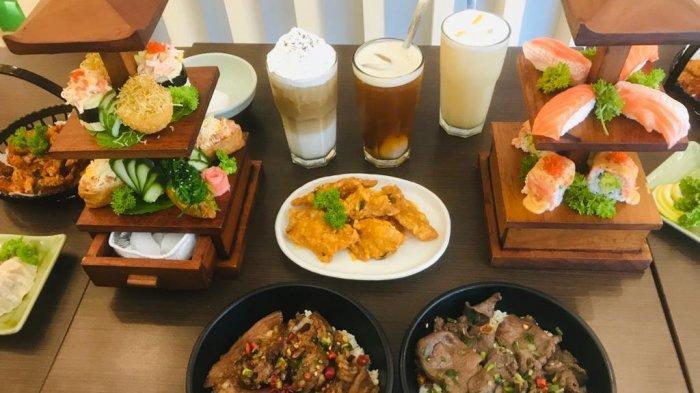 Sushi Pagoda ala Negiya Dining di Galaxy Mall, Wajib Dicoba Kelezatannya