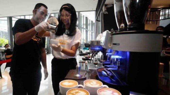 Tiga Teknik Latte Art Untuk Pemula, Perhatikan Juga Steam Milk dan Ekstraksi Espreso
