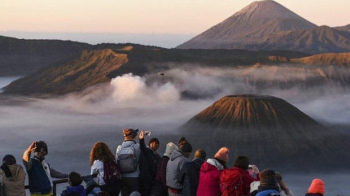 Berikut Protokol Kesehatan Berwisata ke Gunung Bromo, Tanpa Rapid Test Sertakan Surat Bebas ISPA