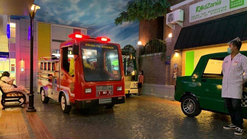 KidZania Surabaya, Rekomendasi Tempat Liburan Keluarga Sambil Edukasi Anak