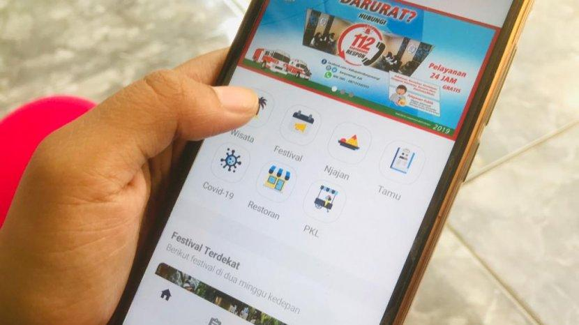 Aplikasi Banyuwangi Tourism, Cara Baru Berwisata Sesuai Protokol Kesehatan Era New Normal