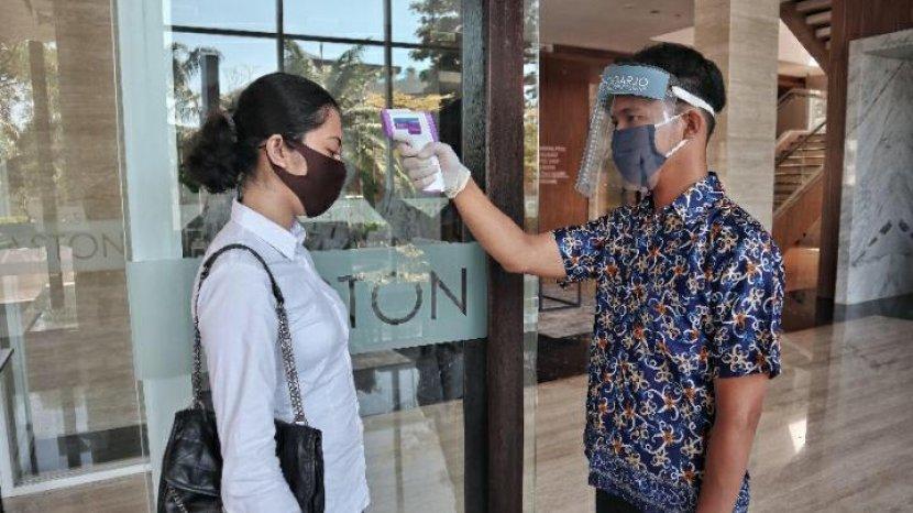 Hotel Aston Sidoarjo Bersiap Menuju Persiapan New Normal, Terapkan Protokol Kesehatan