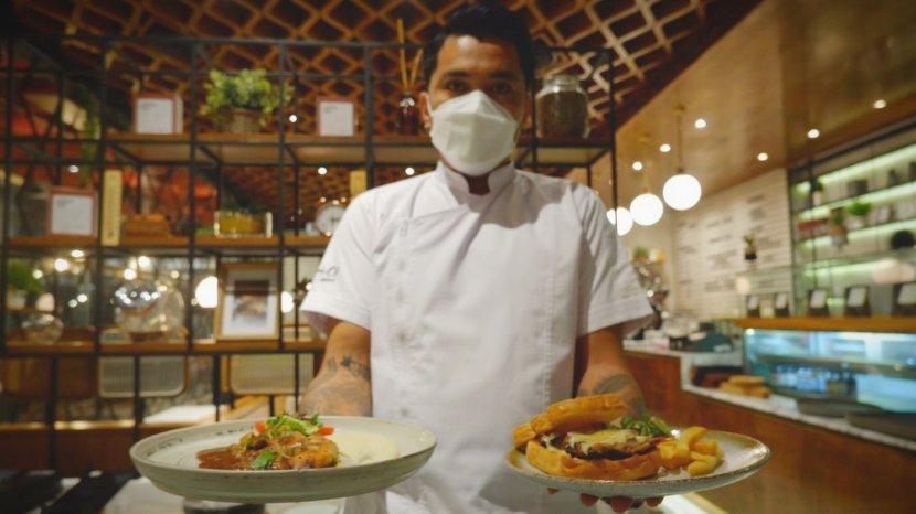 Tom Yum Soup hingga Aneka Toast jadi Menu Baru Kafe Kultur Haus, Bikin Nongkrong Makin Seru