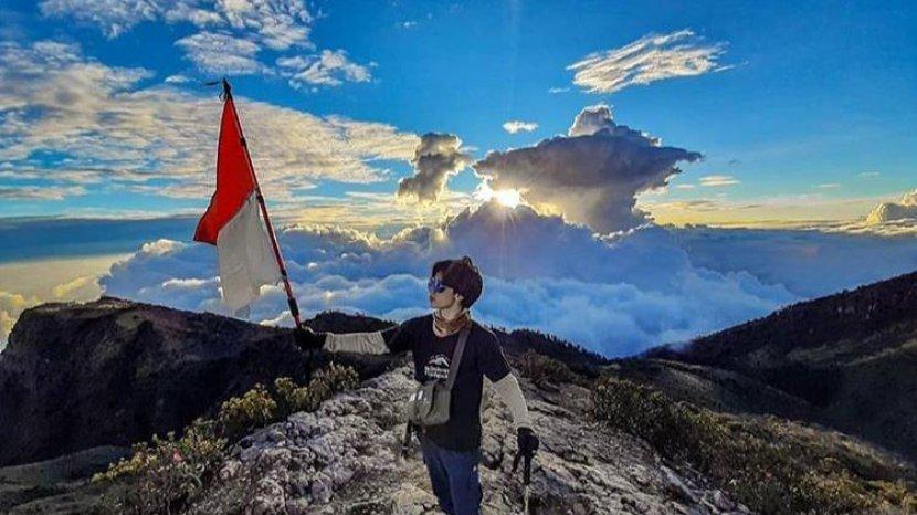 Kuota Gunung Lawu Tidak Terbatas, Kunjungan Pendaki Rata-Rata 250 Perhari