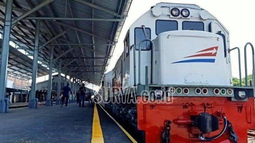 Libur Idul Adha, Kereta Api Jarak Jauh Khusus untuk Perjalanan Mendesak