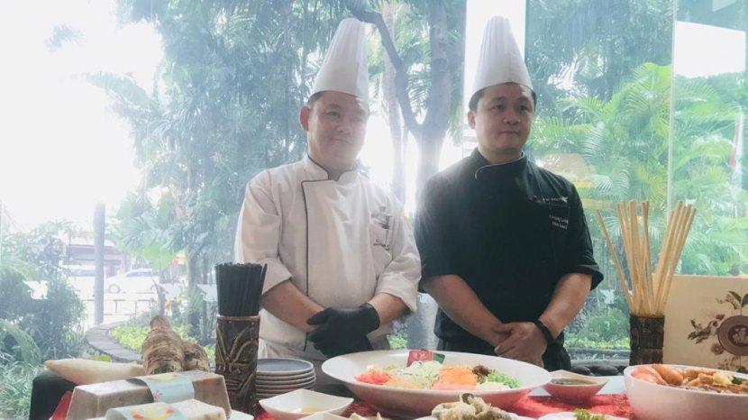 Sambut Tahun Tikus Logam, Hotel JW Marriott Surabaya Sajikan Menu Spesial Perayaan Imlek