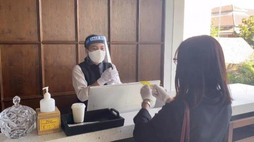 Terapkan Protokol Kesehatan Ketat, Kampi Hotel Kembali Layani Tamu