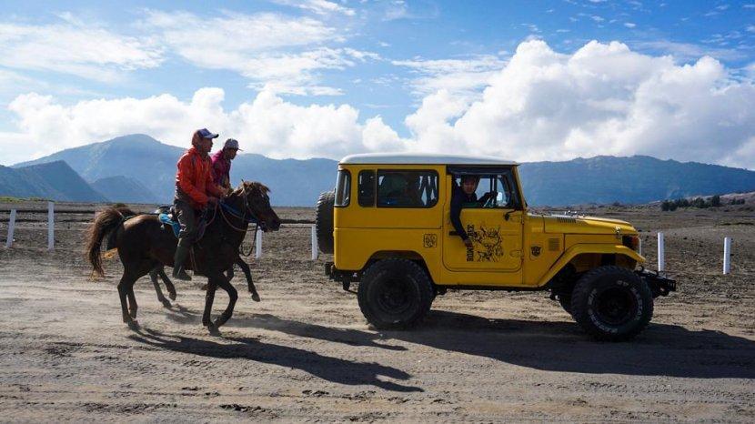 Pembukaan Wisata Gunung Bromo Masih Dalam Pengajuan ke Kemenparekraf