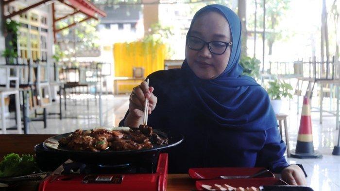 Ajeng Nur Anisa (30) sukses membuka 40 mitra bisnis kulinernya selama 4 tahun terakhir.