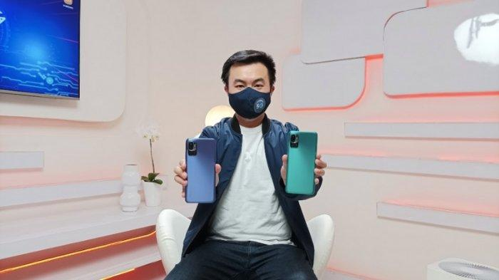 Spesifikasi Xiaomi Redmi Note 10 5G yang Resmi Meluncur di Indonesia