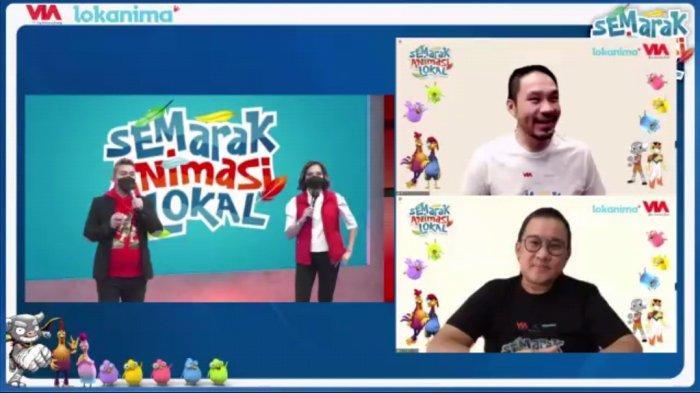 VIA-Lokanima Gaungkan Kampanye 'Semarak Animasi Lokal' untuk Bangkitkan Kreator Lokal di KEK Singhasari