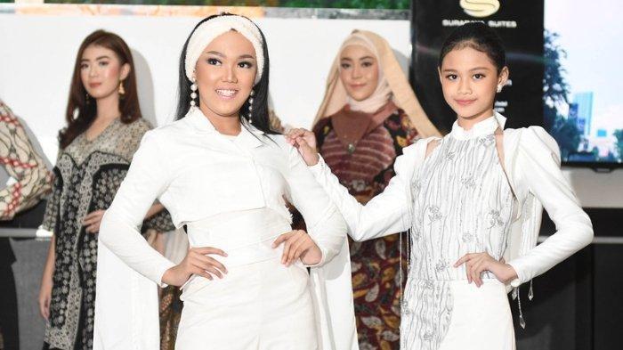 Puteri Cilik dan Puteri Remaja Jatim Peragakan Busana Berkonsep Heritage Indonesia di Ramadan Night