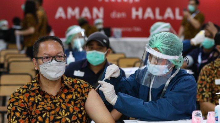 Capai Vaksinasi Seluruh Karyawan, Sampoerna Rayakan HUT Ke-108 Secara Online