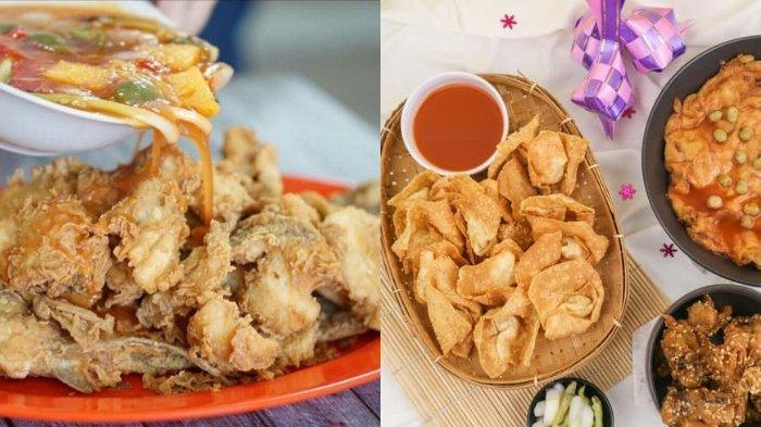 Hampers spesial Ramadan dari Depot Restu Dukuh Kupang Surabaya