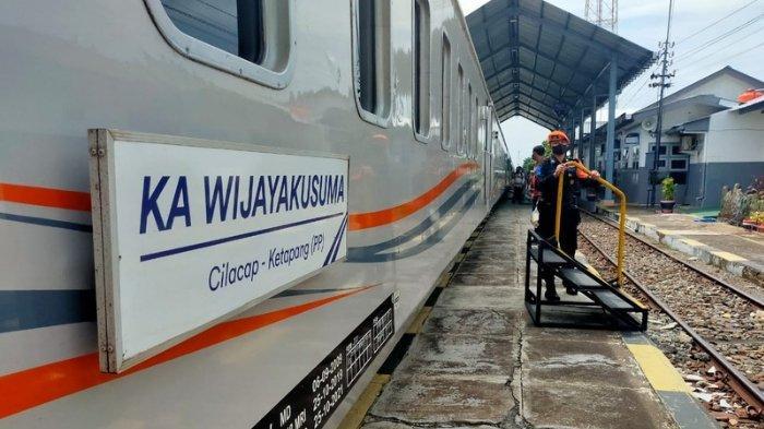 Kereta Api Wijaya Kusuma Kembali Beroperasi, Simak Rute dan Keberangkatannya