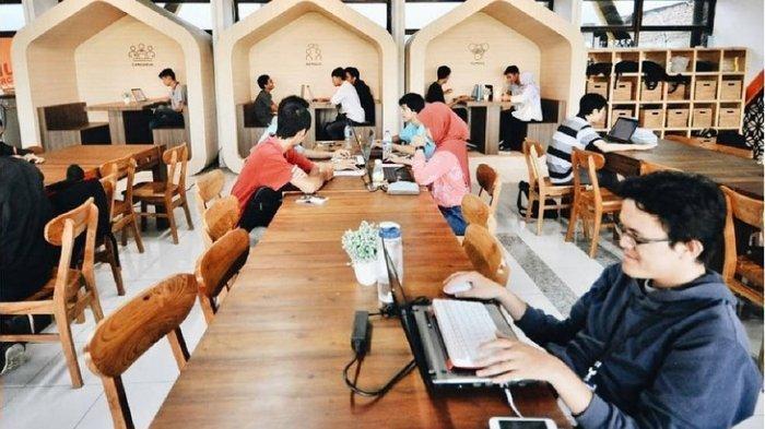 Koridor Coworking Space, Ruang Kerja Kreatif di Kota Surabaya