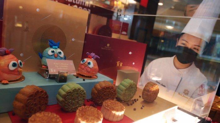 Koleksi Spesial Kue Bulan Shangri-La Hotel Surabaya untuk Sambut Festival Pertengahan Musim Gugur