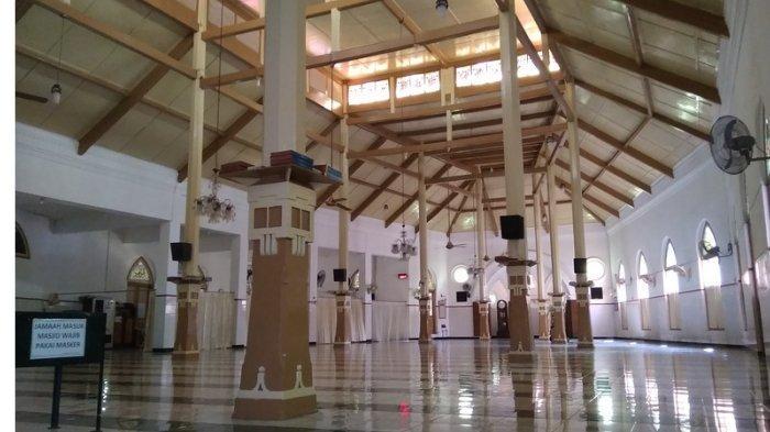 Sejarah Masjid Jami Peneleh yang Memiliki Bentuk Bak Perahu Terbalik, Dibangun Oleh Sunan Ampel