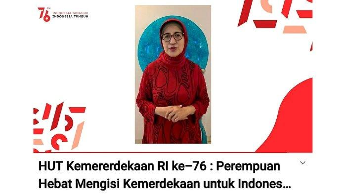 Pemberdayaan Wanita Permabudhi Gaungkan Semangat 'Perempuan Mengisi Kemerdekaan Menuju Indonesia Tangguh'