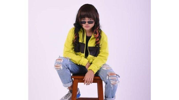 Kanya Adelphie, Remaja 12 Tahun yang Sukses Luncurkan Album Bergenre Hip-hop R&B