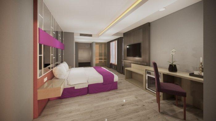 Rayakan HUT ke-7 Quest Hotel Darmo Luncurkan Tipe Kamar Baru 'Darmo Suite', Luasnya 65 Meter Persegi