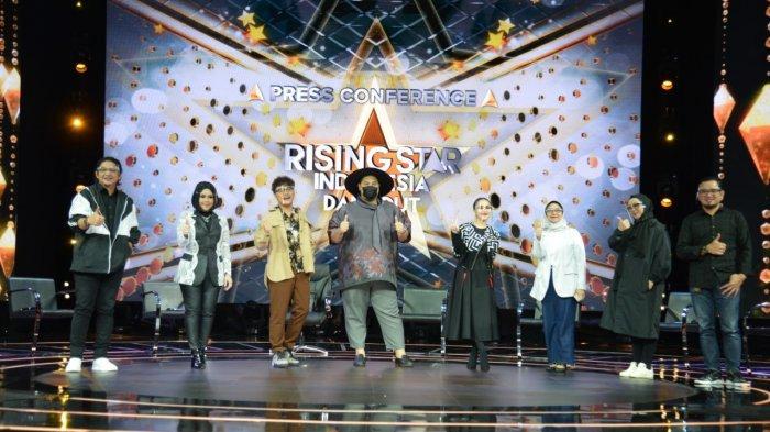 Rising Star Indonesia Dangdut Siap Manjakan Pecinta Dangdut Milenial di MNCTV