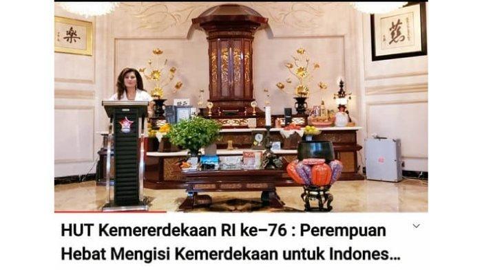 Gelar Baksos hingga Workshop, Wanita Permabudhi Ajak Perempuan Indonesia Saling Menginspirasi