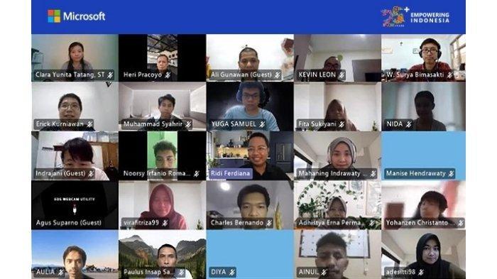 SIB Sebagai Wujud Komitmen Keberlanjutan Microsoft di Bidang Keterampilan Digital