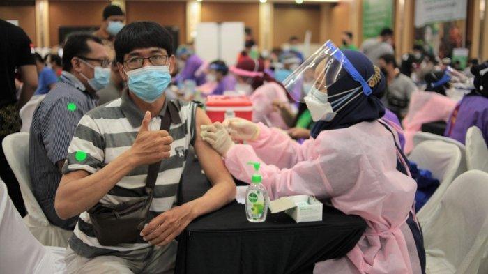 Peran Aktif Dettol dalam Vaksinasi Massal di Surabaya, Sasar 10 Ribu Peserta Disabilitas-Lansia