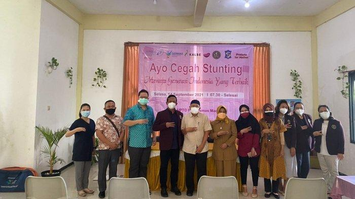 Cegah Stunting, Dokter Universitas Ciputra dan Dinkes Surabaya Edukasi Ibu Hamil dan Balita