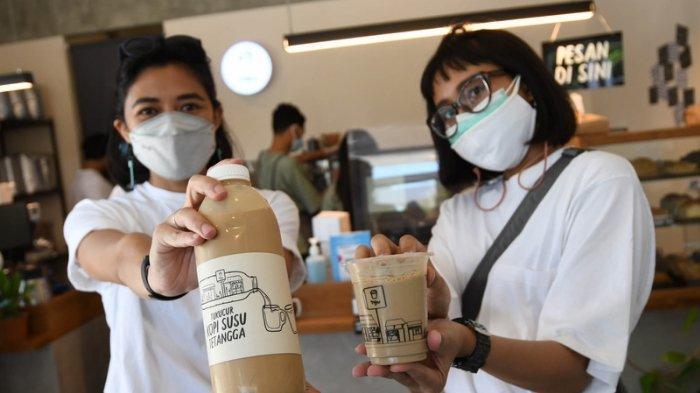 Pionir Es Kopi Susu Kekinian Resmi Buka Cabang di Kota Surabaya, Bawa Konsep Tukucur yang Ramah Lingkungan