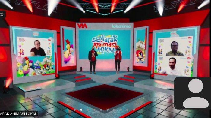 VIA-Lokanima Bangkitkan Animator Lokal di KEK Singhasari Lewat Kampanye Nasional