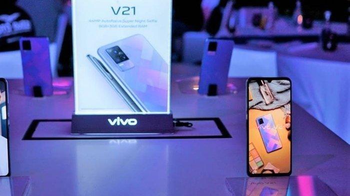 Resmi Meluncur di Indonesia, Berikut Spesifikasi vivo V21 Dilengkapi Kamera Profesional
