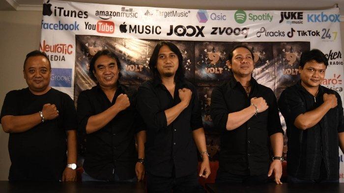 Band Rock 9 Volt