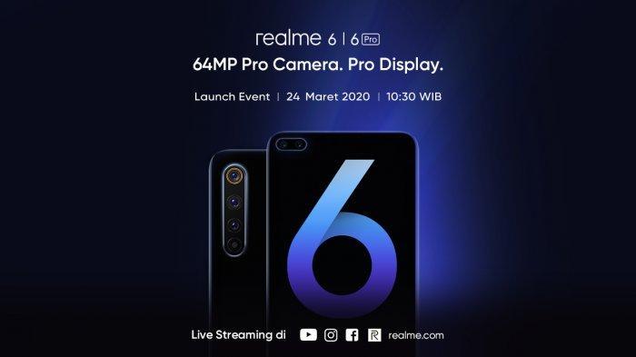 Gelar Flash Sale, Realme 6 Langsung Jadi Smartphone Nomor 1 di Lazada 8th Birthday Sale
