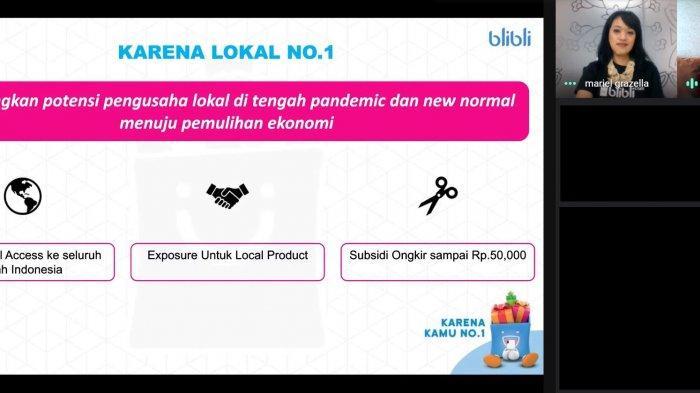 Blibli Ajak Seller dan Pelanggan di Jawa Timur Bertransaksi Secara Online