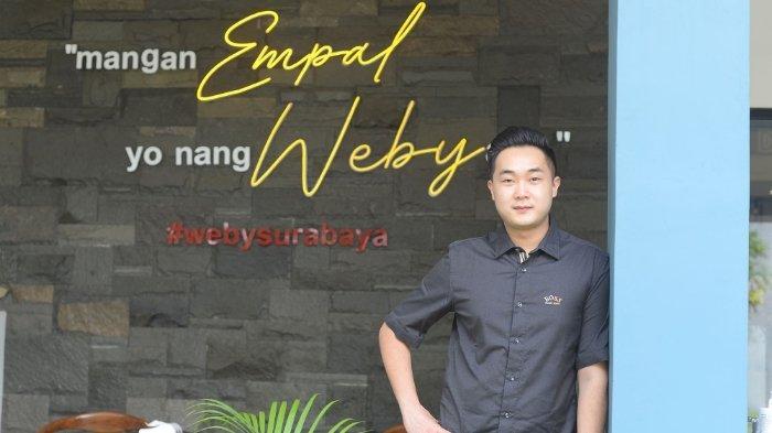 Pernah Jadi Chef di Singapura, Chris Albion Kini Mantap Geluti Usaha Kuliner Sendiri