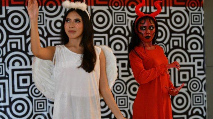 Halloween Makeup and Fashion Parade Lenmarc Mall Surabaya, Ajak Peserta Ekspresikan Diri