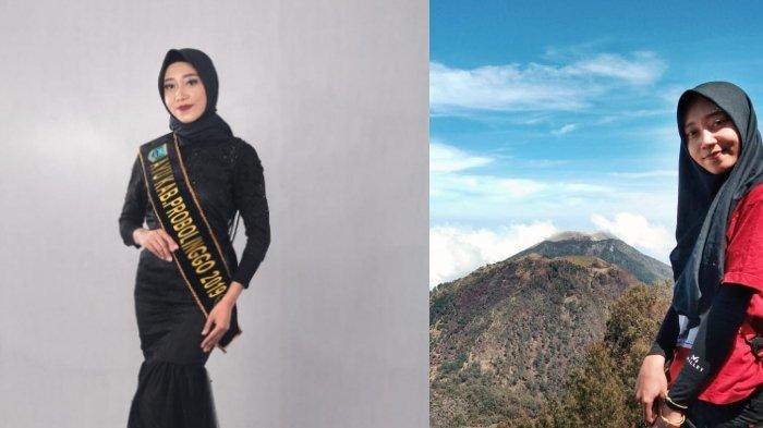 Mengenal Witri Sutri Yanti, Dara Cantik Lulusan Untag Surabaya yang Hobi Mendaki Gunung