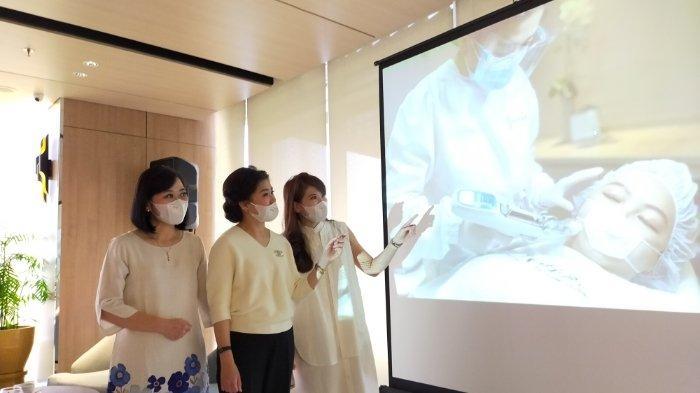 Punya Kulit Glowing Bak Artis Korea dengan Tretament Glass Skin Laser di Profira Clinic