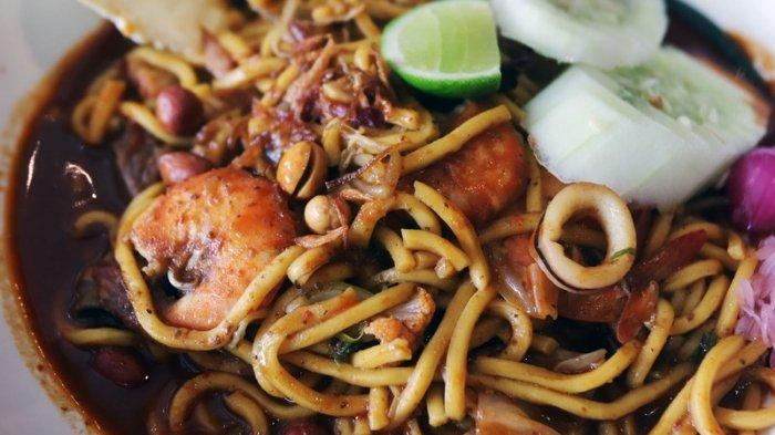 Mie Basah Spesial, Kuliner Khas Aceh yang Diadaptasi Jadi Masakan Favorit ala Surabaya