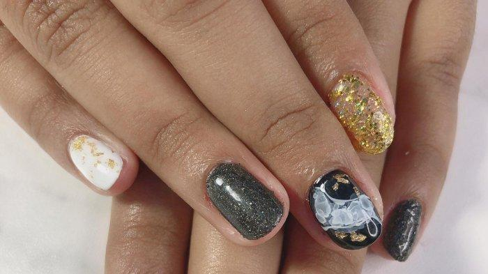 Cara Remove Wedding Nails Berbahan Nail Gel Polish, Apakah Harus ke Salon?