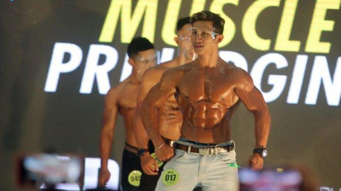 Menemukan Atlet Binaragawan Lewat Body Contest Urban Newtown Fitness Championship